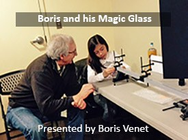 Boris and his Magic Glass