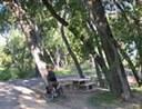 Paseo Del Bosque Trail Central