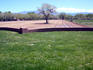 Open Space Visitor Center Fields