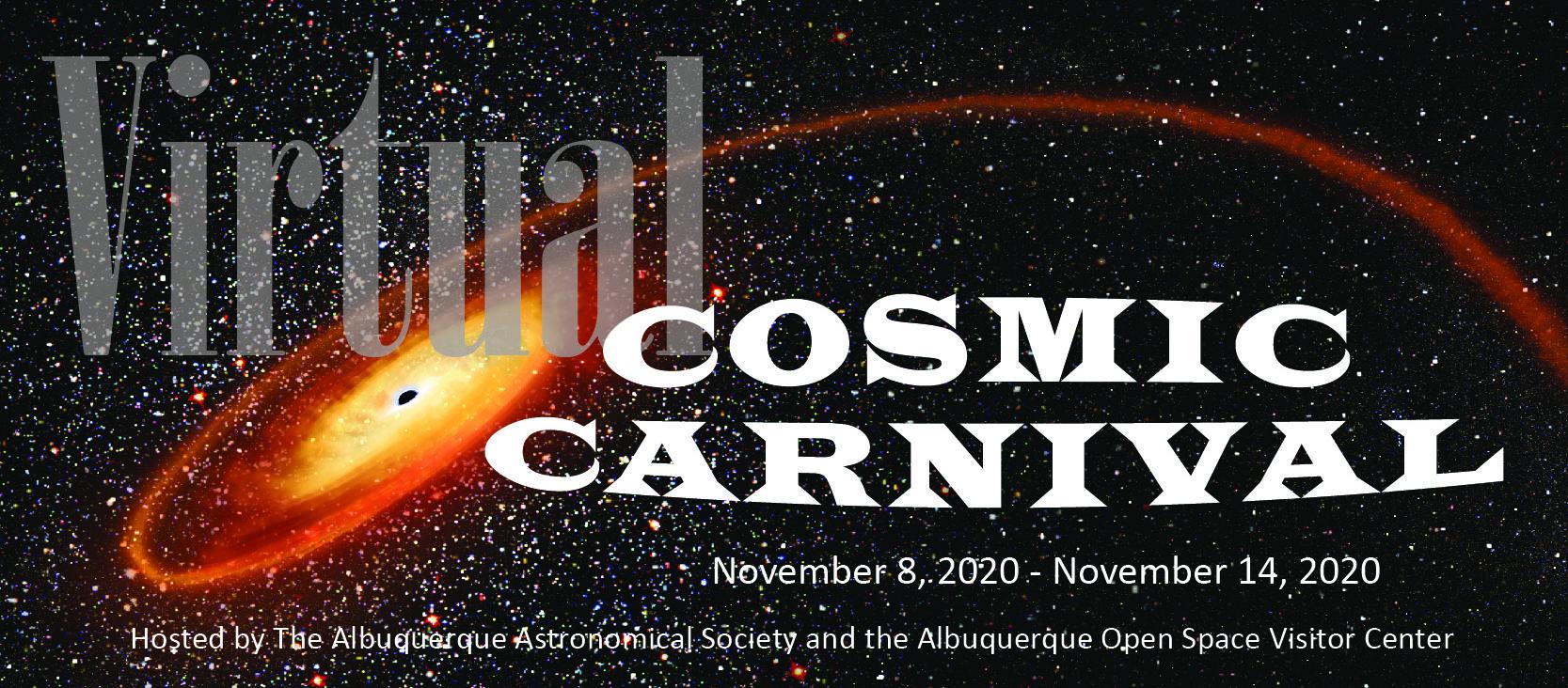 image of Cosmic Carnival banner