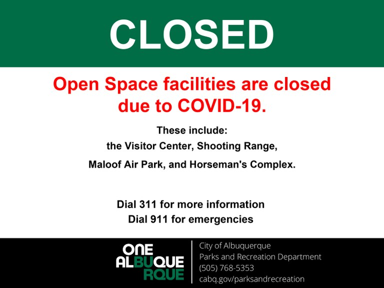 Open Space Closures