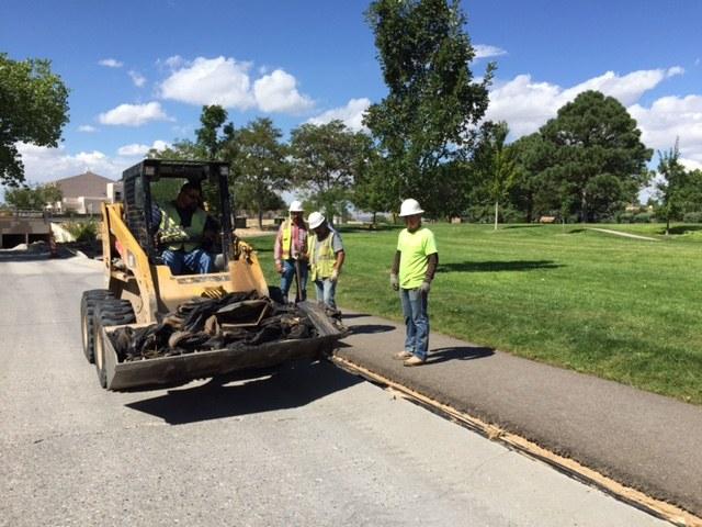 Academy Hills flood repairs02