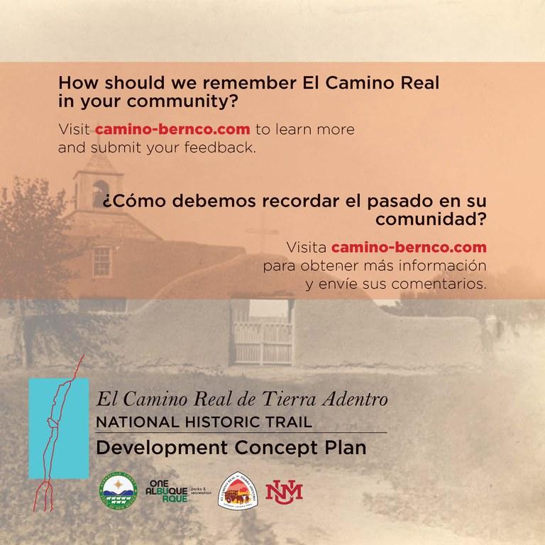 El Camino Real - Graphic 2
