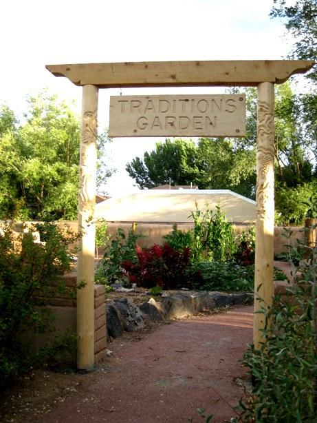 demonstration garden