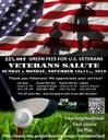 2019 Veterans Day Golf Specials