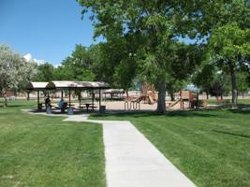 Alamosa Shade and Play Area