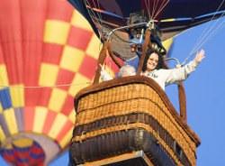 Balloon Park Ballooning
