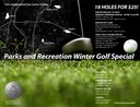 Winter Golf Specials (2011-2012)