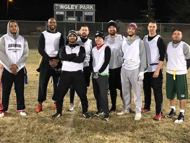 Flying Squirrels Flag Football