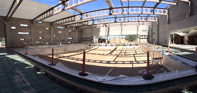 Los Altos Construction Interior 9-5-2018