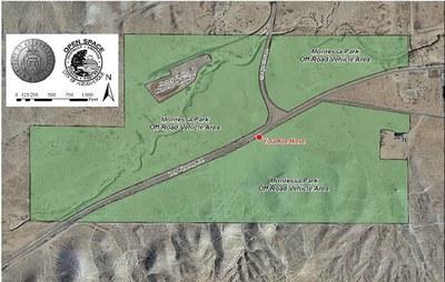 Montessa Park Map