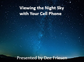 Stars in Your Cell Phone!""