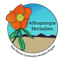 image of logo from the Albuquerque Herbalism organization