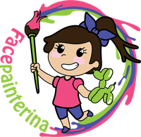 image of a logo for Facepainterina