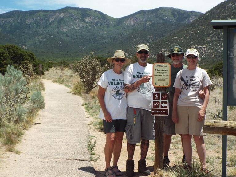 Volunteer Trail Watch Adopters