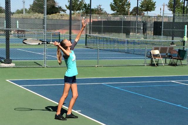 Recreation: Tennis