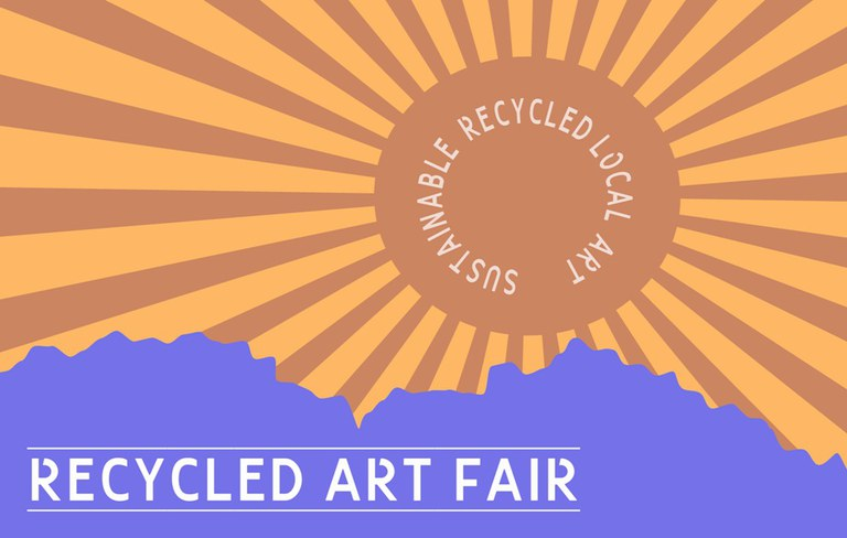 Recycled Art Fair Logo