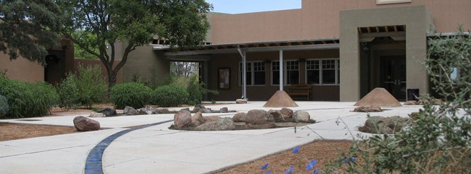 The Open Space Visitor Center