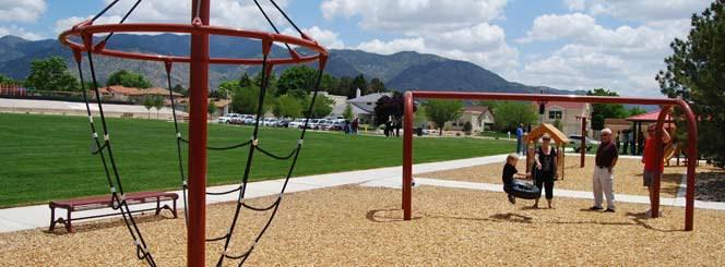 Prospector's Ridge Park