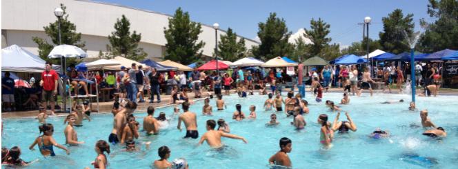 Swimming City Of Albuquerque