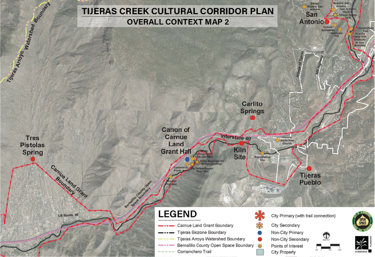 TCCC Context Map: East