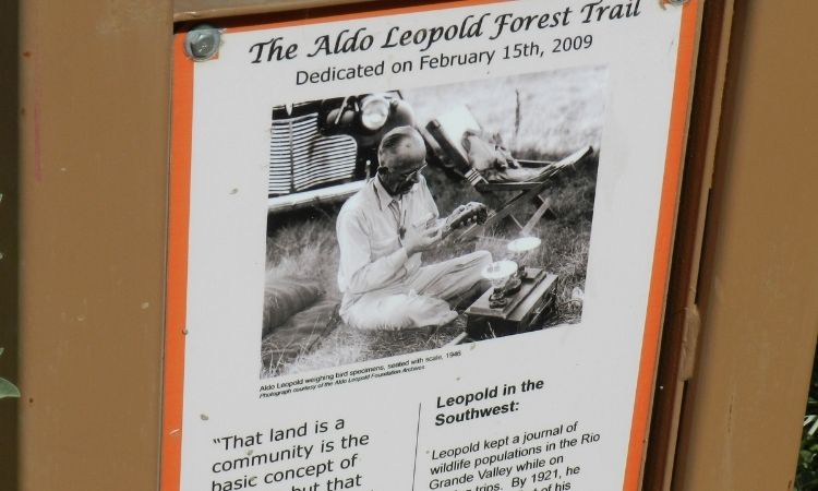 Trails Aldo Leopold