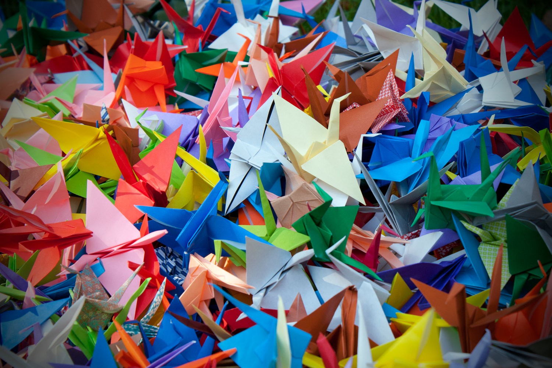 OSVC Crane origami
