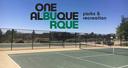 COA PNR LOGO with tennis background