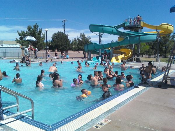 West Mesa Outdoor Pool