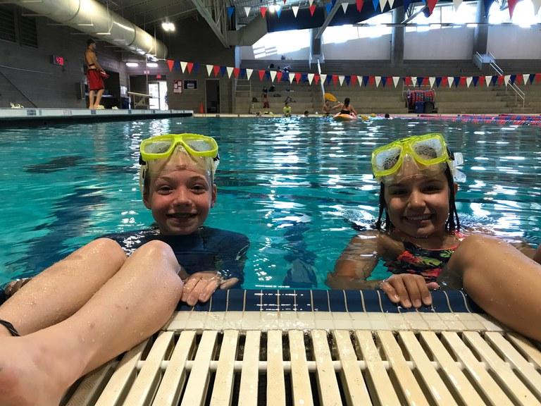Aquatic Adventures at West Mesa Aquatic Center
