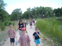 City of Albuquerque Launching Family Nature Events