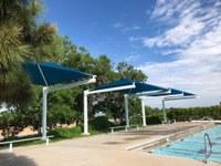 Mayor Keller Announces Facility Upgrades to Eisenhower Pool