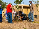 Mayor Keller Joins La Mesa Neighborhood to Plant Trees in International District