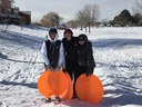 Mayor Tim Keller Encourages Folks to Safely Enjoy the Snow in the City's Parks and Open Spaces