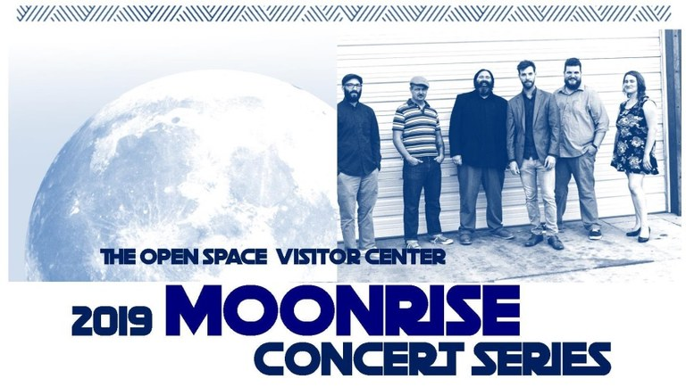 Open Space Visitor Center Presents Moonrise Concert with Dust City