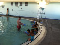 Parks & Recreation Offering Spring Swim Lessons at a Pool near You