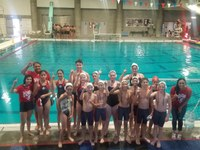 Parks & Recreation Partnership Extends Middle School Water Polo into Fall