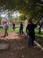 Rio Grande Triangle Dog Park Temporarily Closed for Tree Maintenance