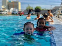 Time for Some Fun in the Sun: Several City Pools Opening Early for Summer