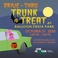 Trunk or Treat Returns to Balloon Fiesta Park as Drive-Through Event