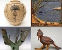 Gallery exhibit: Resonations in Clay--Life in the Bosque