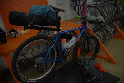 Introduction to Bike Overnights