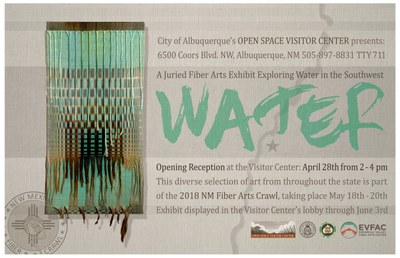 Opening Reception for Water: A Juried Fiber Arts Exhibit