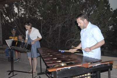 Sol Calypso Steel Drum and Marimba Band