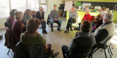 Workshop: Exploring Your Three Fold Legacy Story