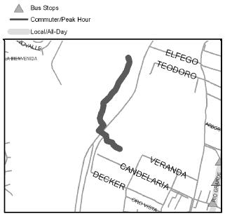 Map of Aldo Leopold Trail