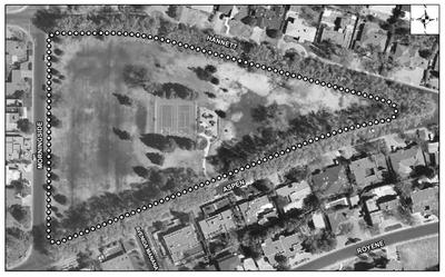 Altura Park Satellite Image