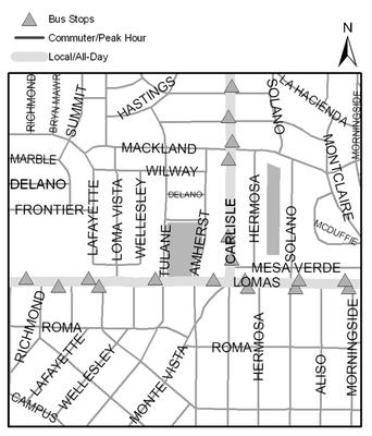 Map of Bataan Park