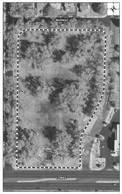 Bataan Park Satellite Image