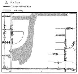 Embudo Hills Park Map